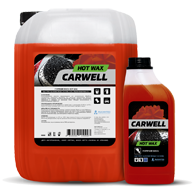 Carwell HOT WAX