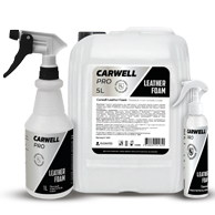 Carwell Leather Foam
